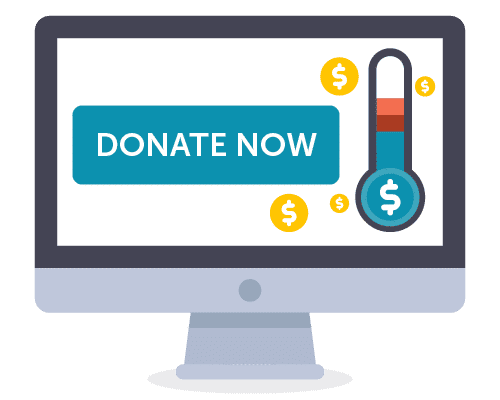 Be sure to update your website for improved digital fundraising.