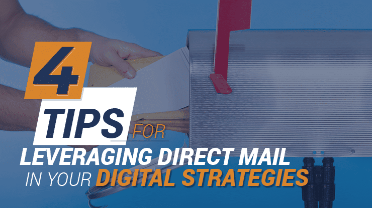 Learn how to leverage your direct mail to improve your digital outreach.
