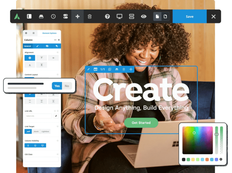 Learn about Avada, a WordPress visual builder