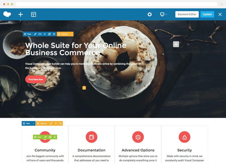 Learn about WPBakery, a WordPress visual builder