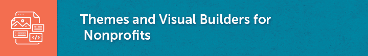 WordPress has all kinds of themes and visual builders to choose from.