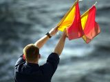 Semaphore Flags from Wikimedia Commons