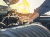 A mechanic maintains a vehicle, similar to how we need to regularly maintain websites to make sure they're performing well