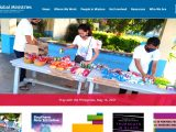 Screenshot of the UCC Global Ministries website