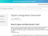 Screenshot for Salsa Labs Zapier Integration