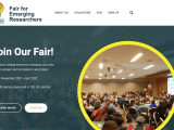 Fair for Emerging Researchers Website