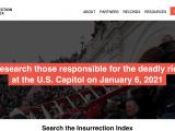 Insurrection Index Website